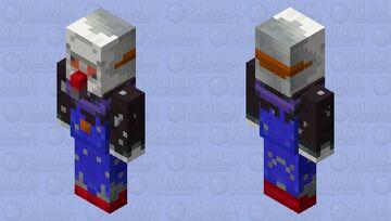 Clownager (Frenzy) Minecraft Mob Skin