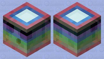 🏳🌈 Pride Slime 🏳🌈 Minecraft Mob Skin