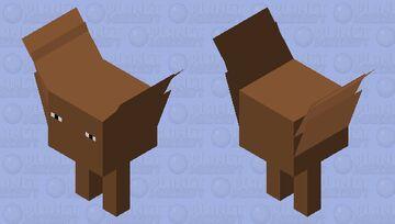 BATS HAVE MUTATED Minecraft Mob Skin