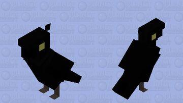 Raven/Crow Minecraft Mob Skin