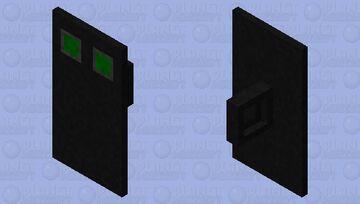 battle bot shield Minecraft Mob Skin