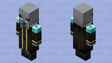 The Evoker (Revamped) (Retexture) Minecraft Mob Skin