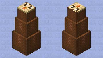 Hooty Minecraft Mob Skin