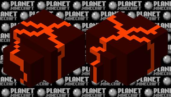 Nethermite Minecraft Skin