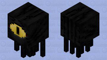 "[ > ""Sanity? = 15%"" ] (Ghast) Minecraft Mob Skin"