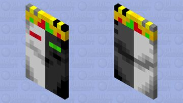 Ranboo cape Minecraft Mob Skin