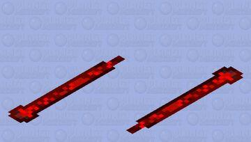 Redstone Snake Minecraft Mob Skin