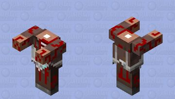 Butcher Zombie Villager Update Minecraft Mob Skin