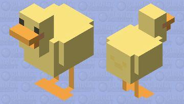 little chicken Minecraft Mob Skin
