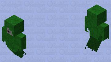 swamp ghost Minecraft Mob Skin