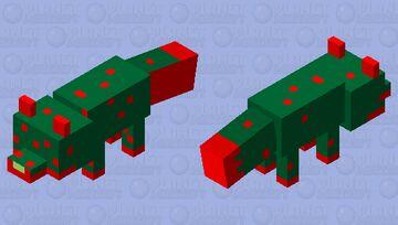 Sweet Berry Animal Minecraft Mob Skin