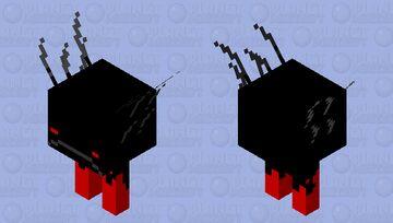 Dark Strider Minecraft Mob Skin