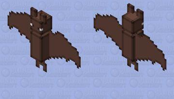 Plastic Bat Minecraft Mob Skin