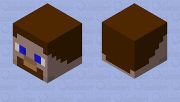 So u go to the nether,and u see this! Lol XD (first skin) Minecraft Mob Skin