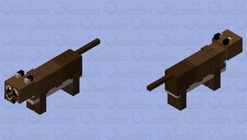 Big Floppa Minecraft Mob Skin