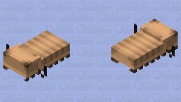 Trilobite Minecraft Mob Skin