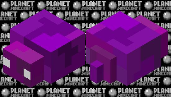 Better Endermite Minecraft Skin