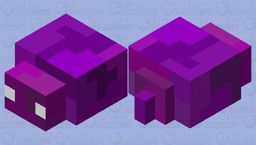 Better Endermite Minecraft Mob Skin