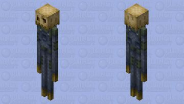 The Harbinger of Fall Minecraft Mob Skin