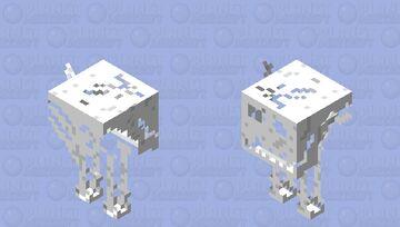 Skeleton Strider Minecraft Mob Skin