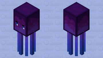 Squiddo Minecraft Mob Skin