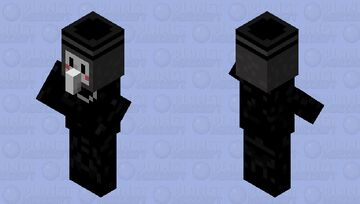 Squishable: Plague Doctor - Villager Minecraft Mob Skin