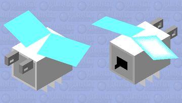 USBee Minecraft Mob Skin