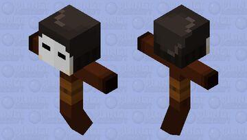 Lady (Little Nightmares) Minecraft Mob Skin