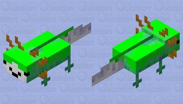 Dreamolotol Minecraft Mob Skin