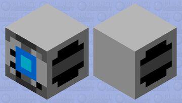 Wheatley Slime Minecraft Mob Skin