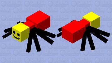 Spider of roblox Minecraft Mob Skin