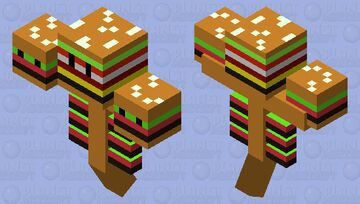 WHOPPER WITHER Minecraft Mob Skin