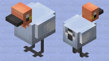 Fletchling (chicken) Minecraft Mob Skin