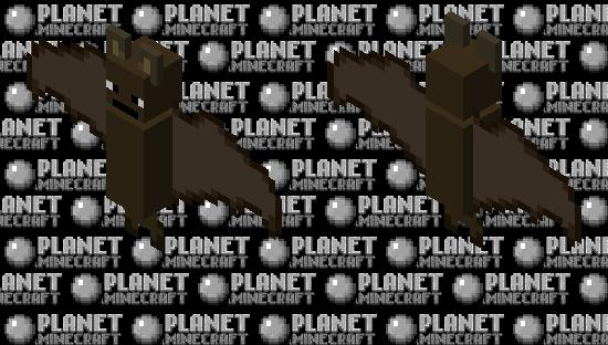 Smooth Bat Minecraft Skin