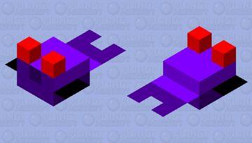 Void Pufferfish (Small) Minecraft Mob Skin