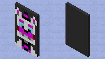 funtime freddy cape :3 Minecraft Mob Skin