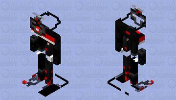 DEASTRACKER Minecraft Mob Skin