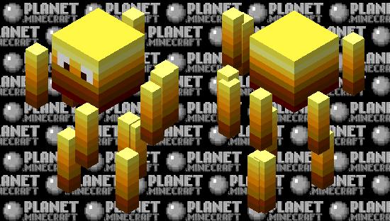 Silly Blaze Minecraft Skin