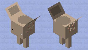 The flying strider! Minecraft Mob Skin