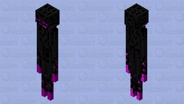 New Better Enderman And EnderFire😎 Minecraft Mob Skin
