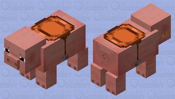 Piggo the great Minecraft Mob Skin