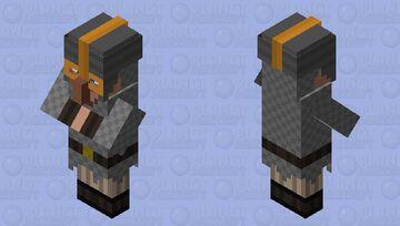 Wikinger - Viking Minecraft Mob Skin