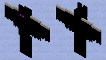 A Real Baby Ender Dragon Minecraft Mob Skin
