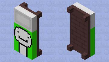 Dream Bed Skin Minecraft Mob Skin
