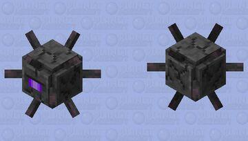 Mineite Urchin (Espacio Mining) Minecraft Mob Skin
