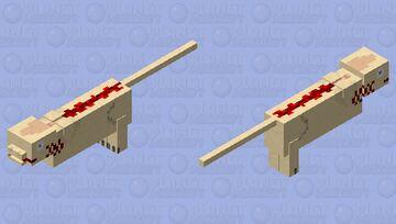 My small and precious kamata_kun Minecraft Mob Skin