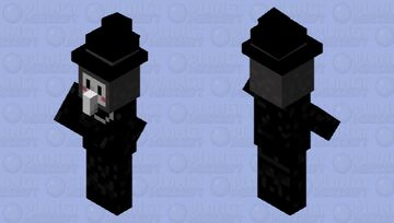 Squishable: Plague Doctor - Witch Minecraft Mob Skin