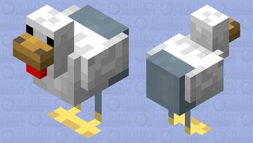 Or like this? Minecraft Mob Skin