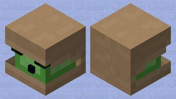 Pistachio Slime Minecraft Mob Skin
