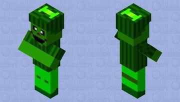 Phantom BB Minecraft Mob Skin